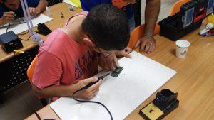 מכללת לפיד קורס סלולר נוער קיץ 2015