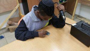 קורס סלולר לנוער - מכללת לפיד